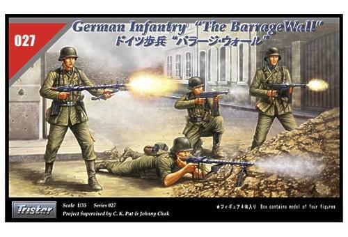 German Gunner Set 1:35
