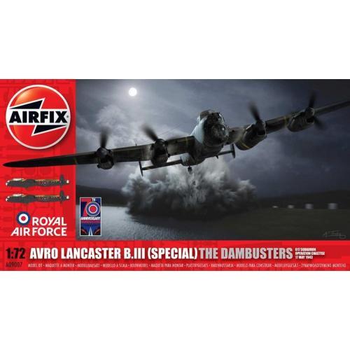 Бомбардировщик Avro Lancaster