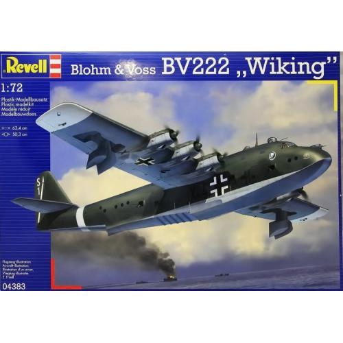 Летающая лодка Blohm & Voss BV 222 Wiking 1:72