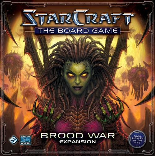 Starcraft: Brood War Expansion (Старкрафт дополнение)