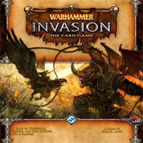 Вархаммер Вторжение (Warhammer: Invasion LCG: Core Set)