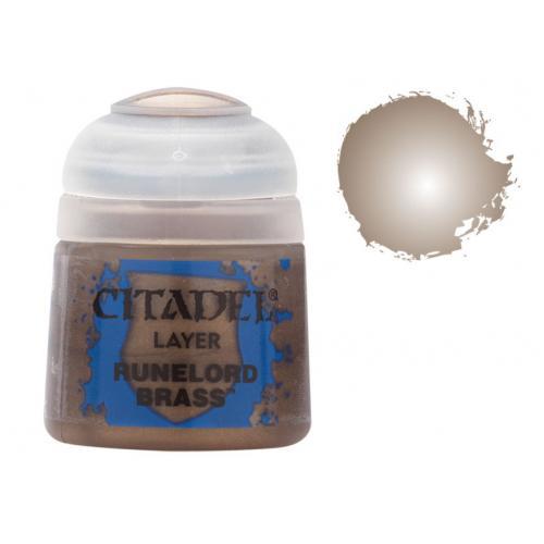 Citadel Layer: Runelord Brass
