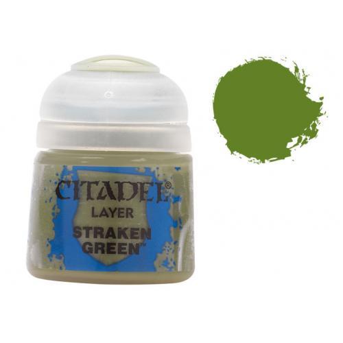 Citadel Layer: Straken Green