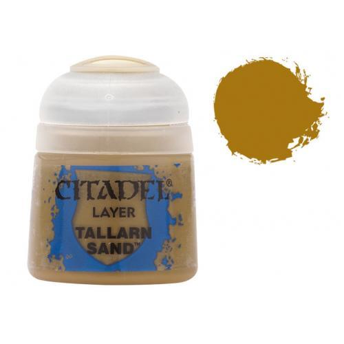Citadel Layer: Tallarn Sand