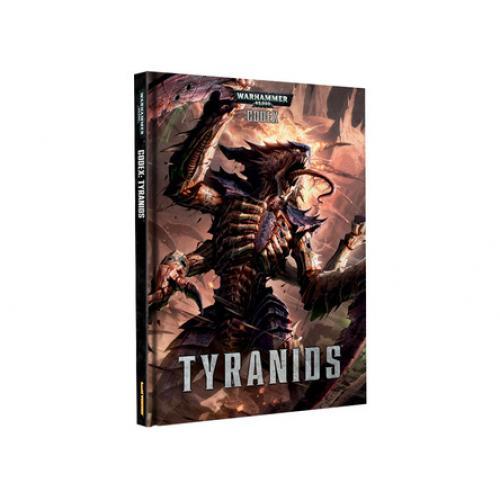 CODEX: TYRANIDS (ENGLISH)