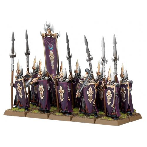 DARK ELVES DREADSPEARS