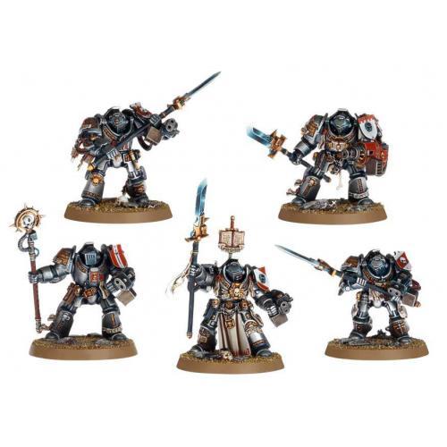 Grey Knights Paladins/Terminators (99120107001)