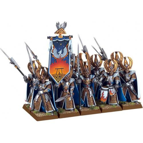 High Elf Phoenix Guard
