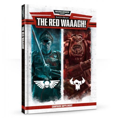 SANCTUS REACH: THE RED WAAAGH! (ENGLISH) (60040199043)