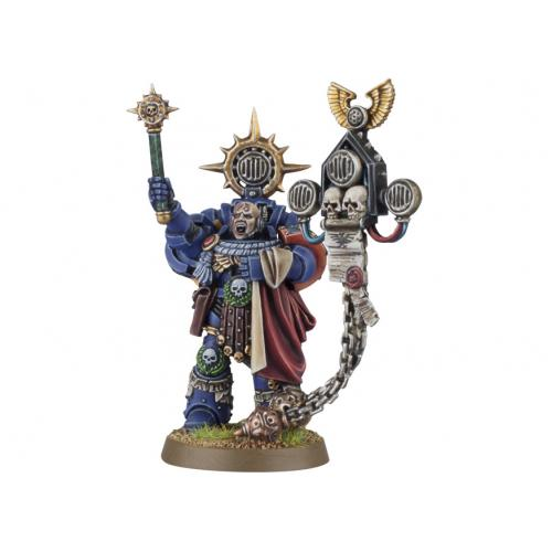 SPACE MARINE CAPTAIN:MASTER OF THE RITES