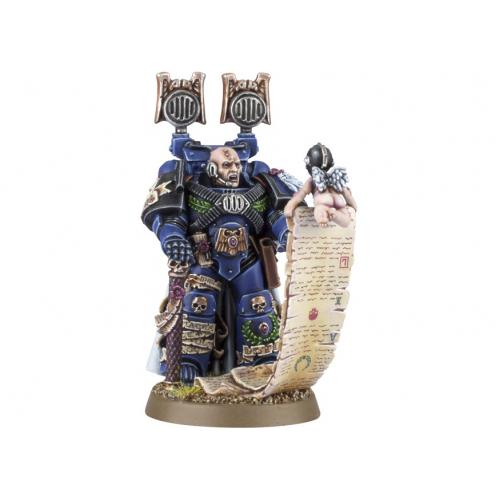 SPACE MARINE CPTN: MASTER OF THE MARCHES