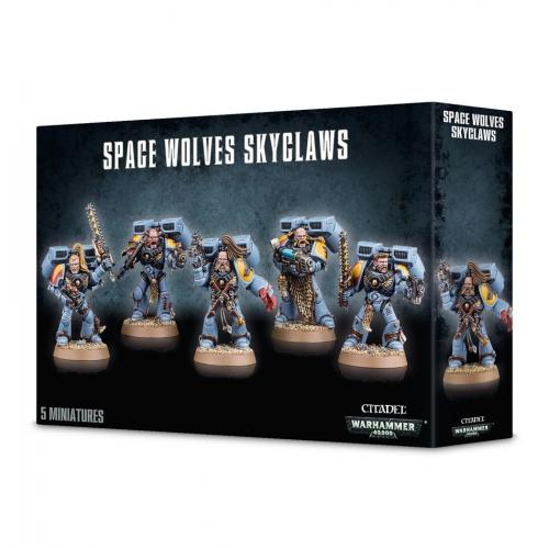 SPACE WOLVES SKYCLAWS (99120101113)