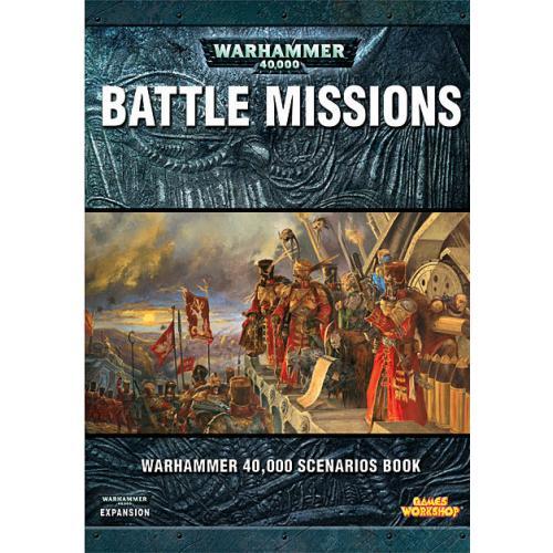 Warhammer 40,000 Expansion: Battle Missions (60040199023)
