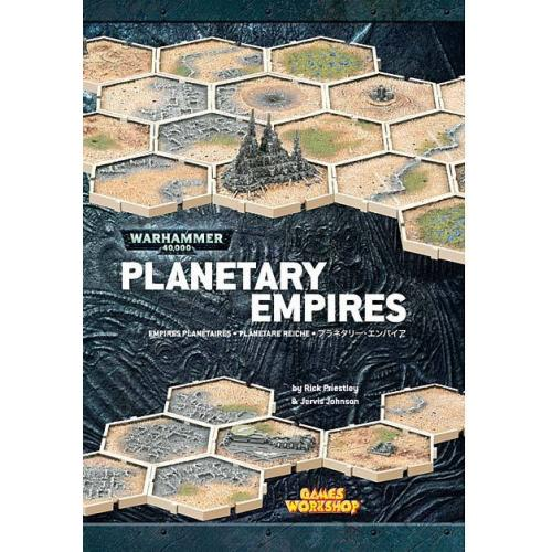 WARHAMMER 40,000 EXPANSION: PLANETARY EMPIRES (99020199001)
