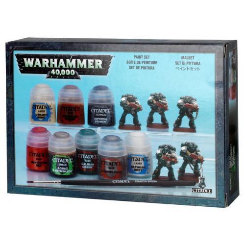 Warhammer 40,000 Paint Set (99170199011)
