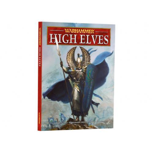 WARHAMMER: HIGH ELVES (ENGLISH)