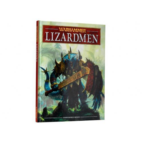 WARHAMMER: LIZARDMEN (ENGLISH)