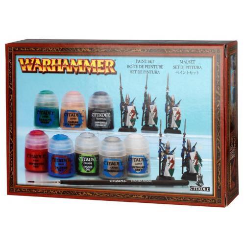 Warhammer Paint Set (99170299011)
