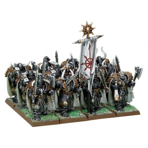 WARRIORS OF CHAOS REGIMENT