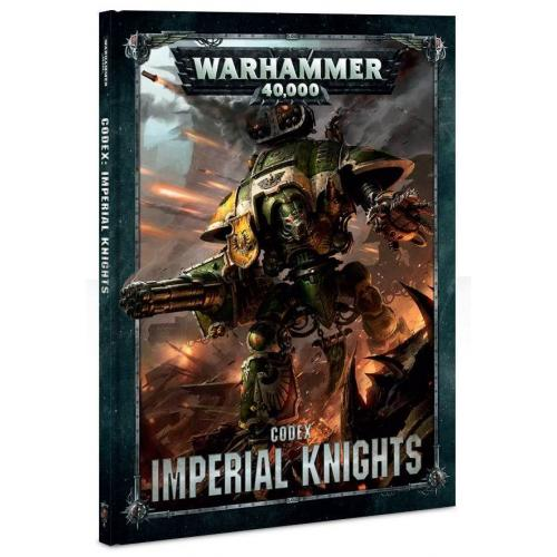CODEX: IMPERIAL KNIGHTS (HB) (ENGLISH)