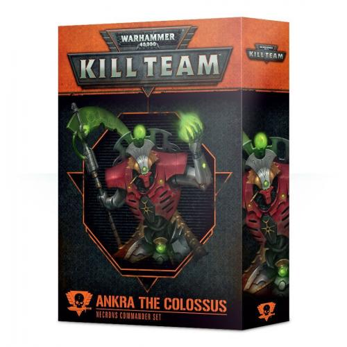 K/T COMMANDER: ANKRA THE COLOSSUS (ENG)