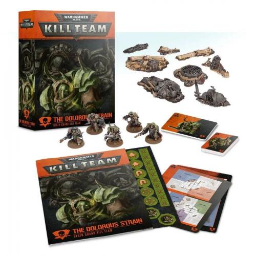 KILL TEAM: DOLOROUS STRAIN (ENGLISH)