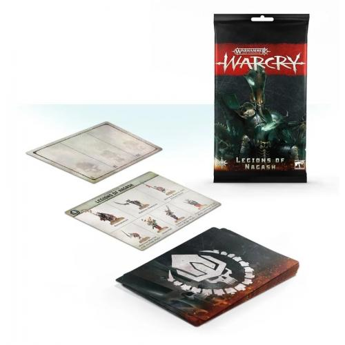 WARCRY: LEGIONS OF NAGASH CARD PACK