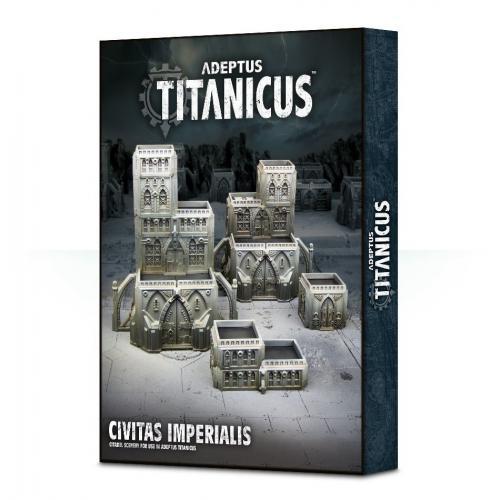 ADEPTUS TITANICUS CIVITAS IMPERIALIS