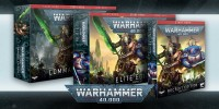 Новые стартовые наборы Warhammer 40,000