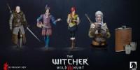 Коллекционные фигурки The Witcher 3: Wild Hunt