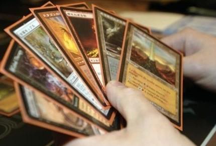 Коллекционные карточные игры